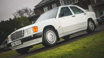 Aligha van ennél kifogástalanabb Mercedes-Benz 190E