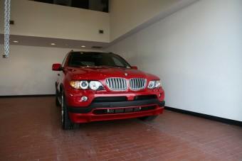 Máris gyűjtői darab egy első generációs BMW X5?
