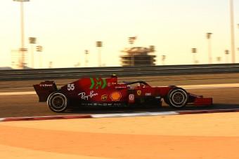 F1: Nagyszerű hírt közölt a Ferrari