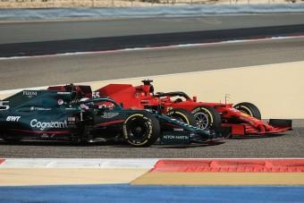 F1: Kezdődik a szezon, itt a tesztbeosztás