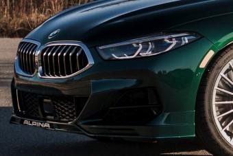 Ez nem a legerősebb, de a leggyorsabb BMW 8-as
