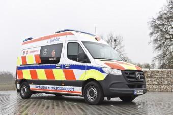 Elektromos mentőautóké a jövő?
