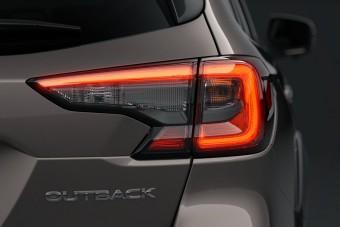Megérkezett a vadonatúj Subaru Outback