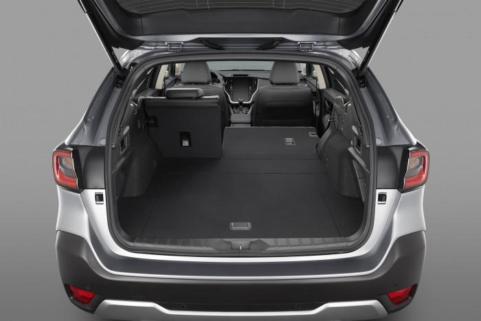 Megérkezett a vadonatúj Subaru Outback 3