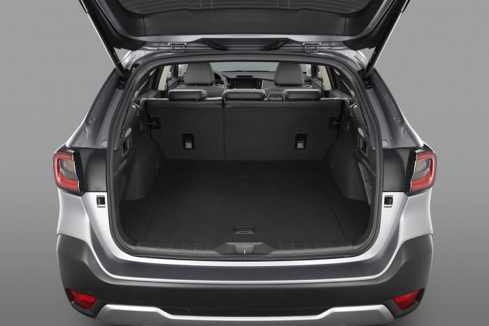Megérkezett a vadonatúj Subaru Outback 4