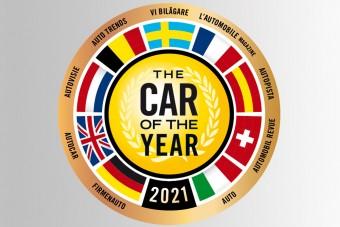 Bejelentették a 2021-es Év autóját