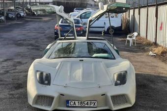 Pokoli rém ez a balkáni Lamborghini-koppintás, ráadásul drága is