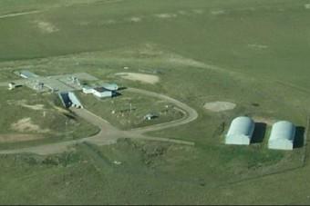 Rakétasilóból építettek bunkerotthont
