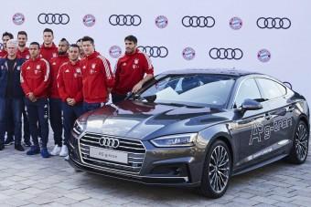 Nem megfelelő autóval ment edzésre a Bayern focistája, 18 milliós bírságot kapott