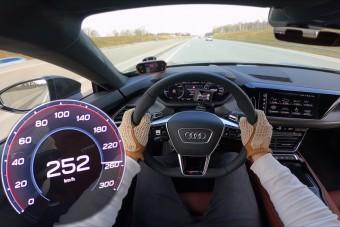 Ménesként szabadul el 646 lóerővel az új Audi