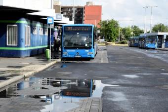 Több fővárosi buszra is rászállnak a rendőrök