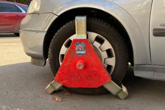 Durván megnőtt az autósok bírságolásának száma