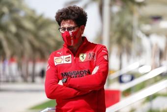 F1: A Ferrari-főnök odaszúrt Vettelnek