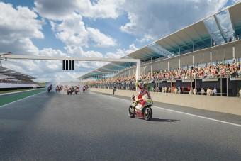 Elárulták, ettől lesz egyedi a hajdúnánási MotoGP-pálya