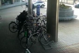 Így pattintottak meg egy 1 milliós bringát Budapesten