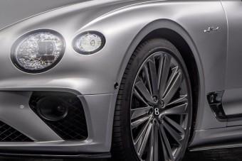 Minden eddiginél sportosabb Bentley készült