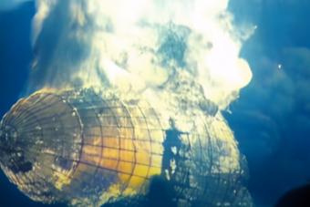 Ennyire részletesen még sosem láthattuk a Hindenburg katasztrófát