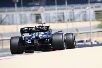 F1: Feneket villantott a Mercedes-pilóta, rajta röhögnek