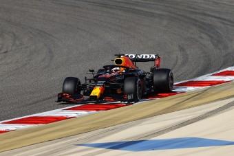 F1: Verstappen mindent besöpört