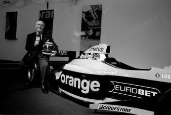 Legendát gyászolnak az F1-ben
