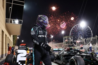 Hamilton: Rég volt ennyire küzdelmes versenyem