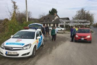 Így viselkednek a hazai autósok rendőri igazoltatás közben