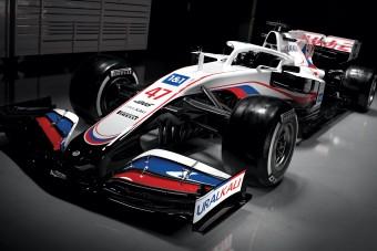 Ilyen lesz Mick Schumacher első F1-es autója