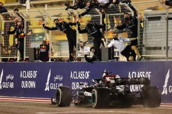 F1: Itt az igazság, Hamilton győzelme betonbiztos