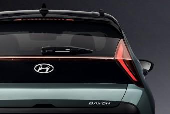 Videón is jól mutat a Hyundai Bayon