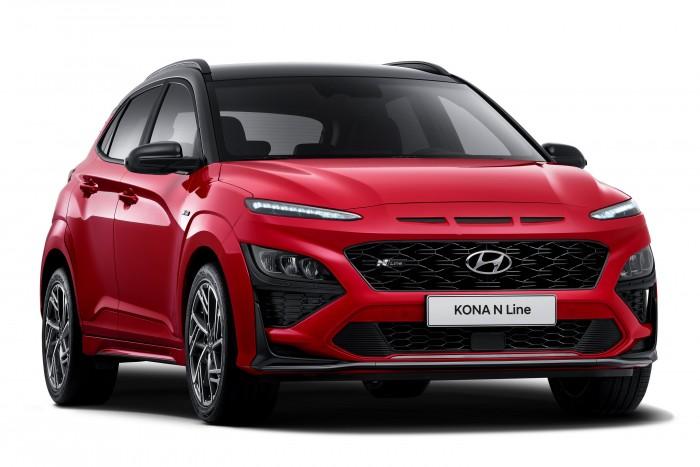 Első képeken a Hyundai sport-crossovere 5