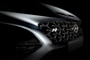 Első képeken a Hyundai sport-crossovere