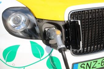 Így nézhet ki a villanyautó-emoji