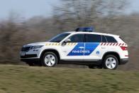 Megnéztük, mivel védi a rendőrség a magyar határt 9