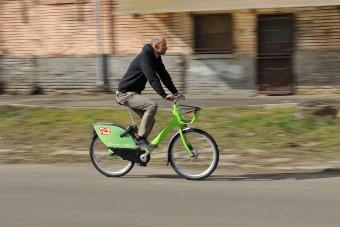 Kipróbáltuk Budapest legzöldebb új közlekedési eszközét