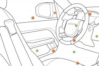 Újabb autógyártó véd meg a koronavírustól