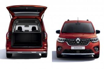 Megújult a Renault családi kisbusza
