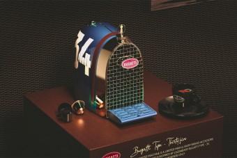 Legendás Bugatti ihlette ezt a kávéfőzőt