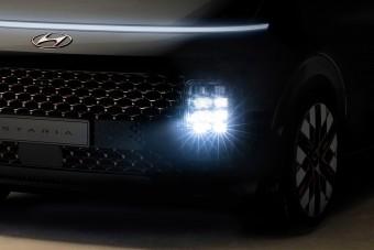 Űrhajó vagy kisbusz a Hyundai újdonsága?