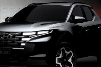 Sorozatgyártásba kerül, a Tucson scifi-orrát kapja a Hyundai pickupja