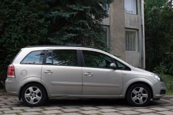Videós átvizsgálás: egy megbízható és olcsó családi Opel