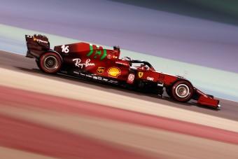 F1: Sokat javult a Ferrari az idei évre