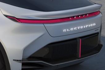 Izgalmasnak ígérkezik a Lexus villanytanulmánya