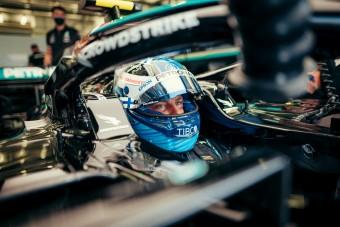 F1: Jelentős hátrányban lesz idén Bottas