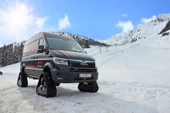 Ezzel a furgonnal a márciusi télre is felkészülhetsz