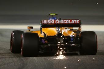 F1: Okos trükkel került lépéselőnybe a McLaren