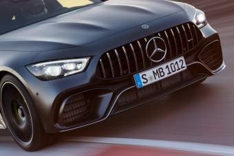 A legsportosabb Mercedes is hibridre vált