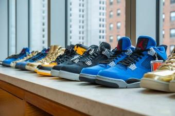 Kalapács alá kerül az 50 legritkább Nike cipő