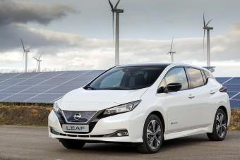 Szénsemlegesen készülhet a Nissan Leaf