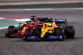 A következő futamig elrendezik a nagy F1-es újítást