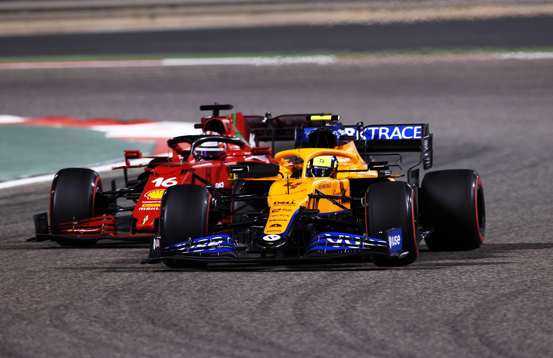 F1: Szoros csata után Hamilton nyert Bahreinben 2